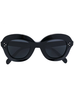 округлые солнцезащитные очки Céline Eyewear