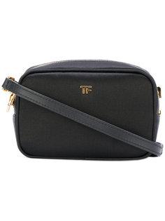 сумка через плечо с бляшкой с логотипом Tom Ford