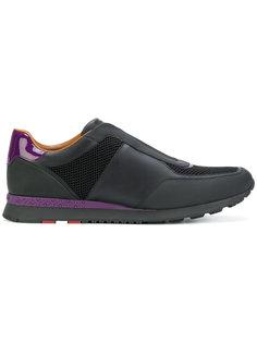 кроссовки на шнуровке Bally