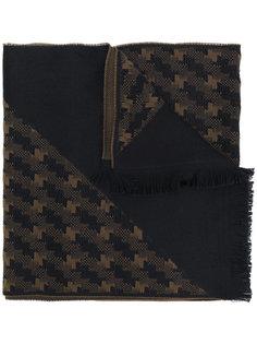 шарф тканой фактуры Versace