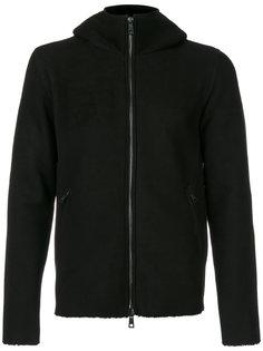 куртка с капюшоном на молнии Giorgio Brato