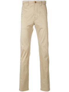 длинные брюки-чинос Saint Laurent