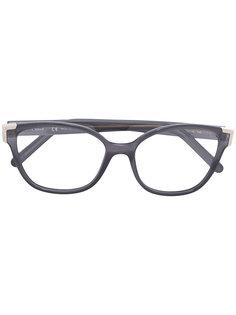 очки в оправе квадратной формы Chloé Eyewear