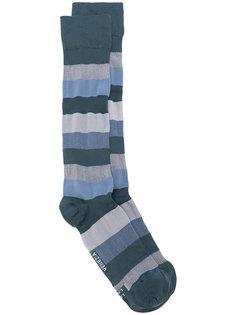 полосатые носки Al Duca D'Aosta 1902
