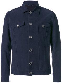 куртка с классическим воротником Eleventy