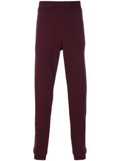 спортивные штаны узкого кроя Maison Margiela