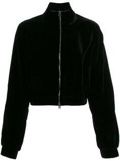 укороченная куртка-бомбер Tom Ford