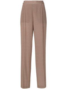 широкие брюки в горох Stella McCartney