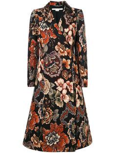 пальто с потайной застежкой Stella McCartney