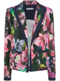 floral print blazer Isolda