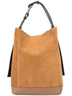 большая сумка-тоут Marni