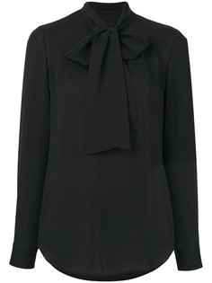 блузка с завязками на бант Dsquared2