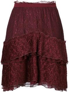 юбка с завышенной талией Just Cavalli