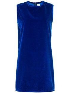 бархатное платье-шифт Maison Rabih Kayrouz