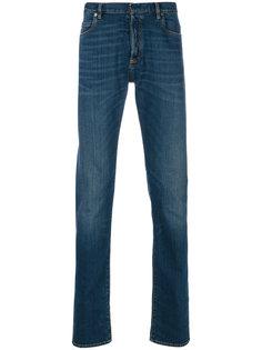 узкие джинсы Maison Margiela