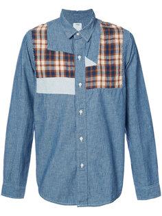 джинсовая рубашка с длинными рукавами  Visvim