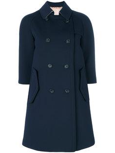 двубортное пальто Nº21