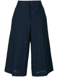 укороченные кружевные брюки Nº21