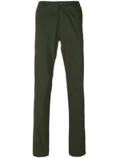 прямые брюки-чинос Kenzo
