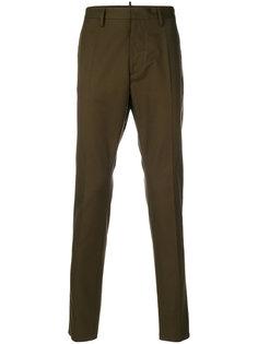 строгие брюки Dsquared2