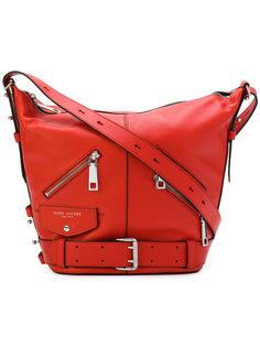 байкерская сумка через плечо Marc Jacobs