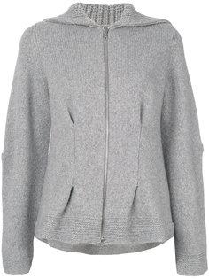 свитер с капюшоном Alexander McQueen
