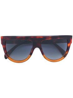 солнцезащитные очки с D-образной оправой Céline Eyewear