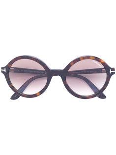 круглые солнцезащитные очки Tom Ford Eyewear