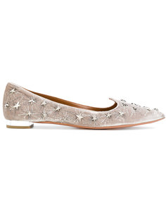 балетки Cosmic Star Aquazzura