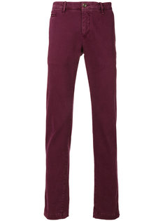 узкие брюки Jacob Cohen