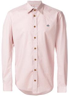 рубашка-поло с вышивкой Vivienne Westwood