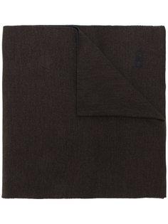 классический вязаный шарф Salvatore Ferragamo