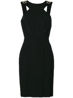 платье с люверсами  Versace Collection