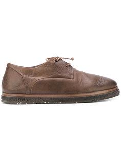 ботинки-дерби на толстой подошве Marsèll