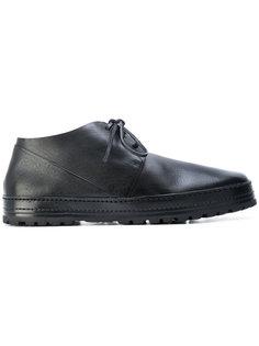 ботинки на толстой подошве Marsèll