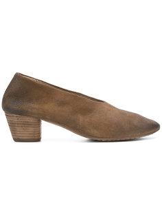 туфли с заостренным носом Marsèll