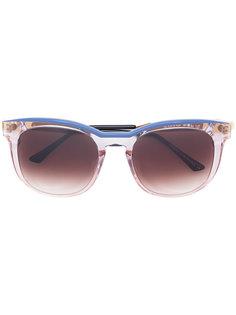 прозрачные солнцезащитные очки Thierry Lasry