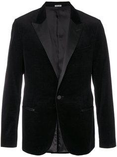 бархатный пиджак Lanvin