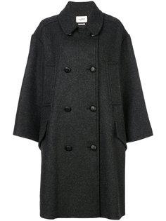 двубортное пальто Flicka Isabel Marant Étoile
