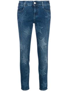 джинсы со звездами Stella McCartney
