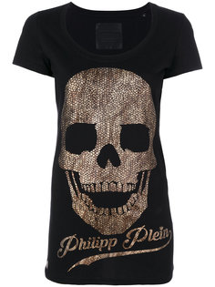 футболка Persyan Skull Philipp Plein