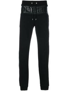 брюки со шнурком  Versace Collection