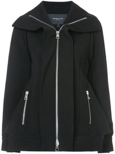 Zip-Up Raglan Anorak Derek Lam