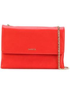 сумка с логотипом Lanvin