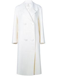 двубортное пальто Maison Rabih Kayrouz