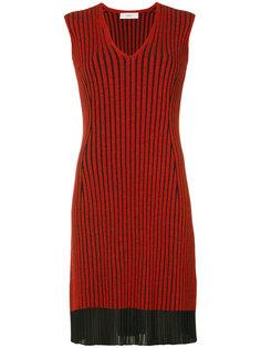 ребристое платье Pringle Of Scotland