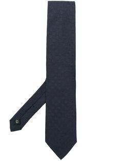 галстук с цветочным узором Fashion Clinic Timeless