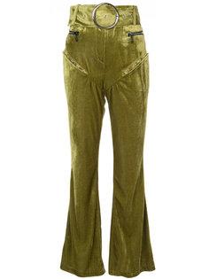 расклешенные брюки с завышенной талией Neith Nyer
