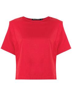 panelled blouse Reinaldo Lourenço