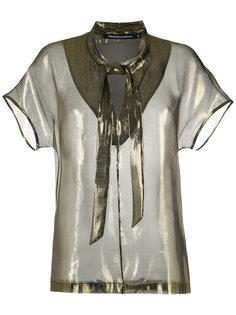 silk blouse Reinaldo Lourenço